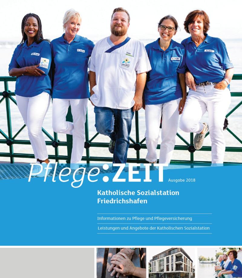 Titelseite Pflegezeit 001